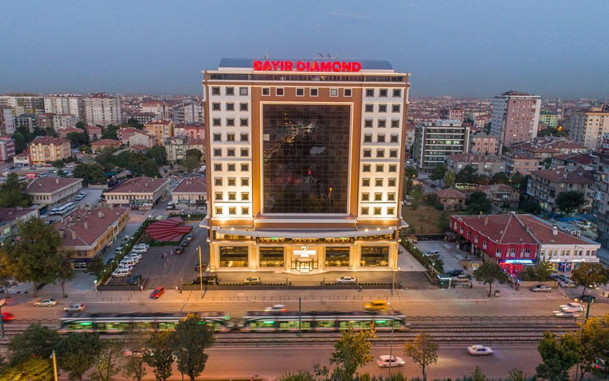 Bayır Diamond Hotel