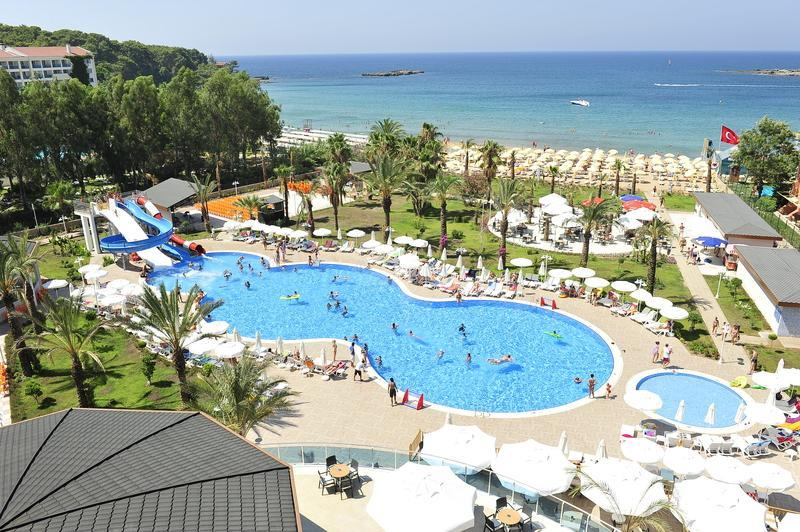 Antalya Anna Bella Hotel & Spa 5* Alanya