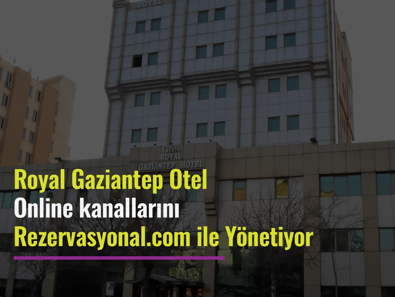 Royal Gaziantep Hotel