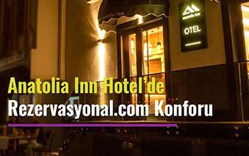 ANATOLIA INN HOTEL