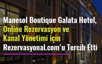 MANESOL BOUTIQUE GALATA HOTEL