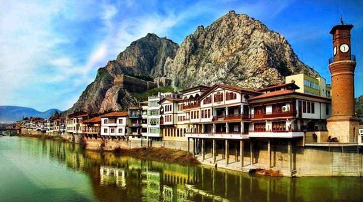 Antalya Çıkışlı Karadeniz Turları İSKO TUR Turu