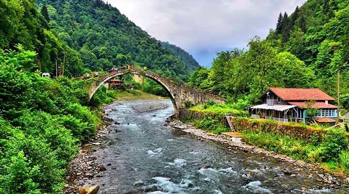 Büyük Karadeniz - Batum Turu (8-17 Temmuz 2018)