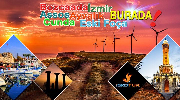Antalya Çıkışlı Bozcaada Turu