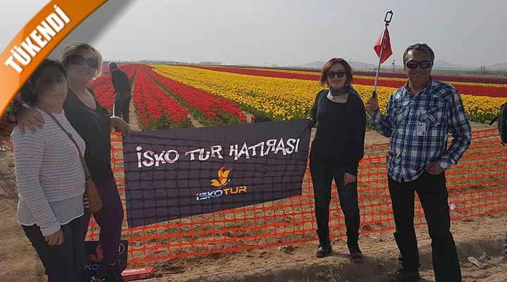 Antalya Çıkışlı Konya Lale Bahçeleri Turu 14 Nisan 2018
