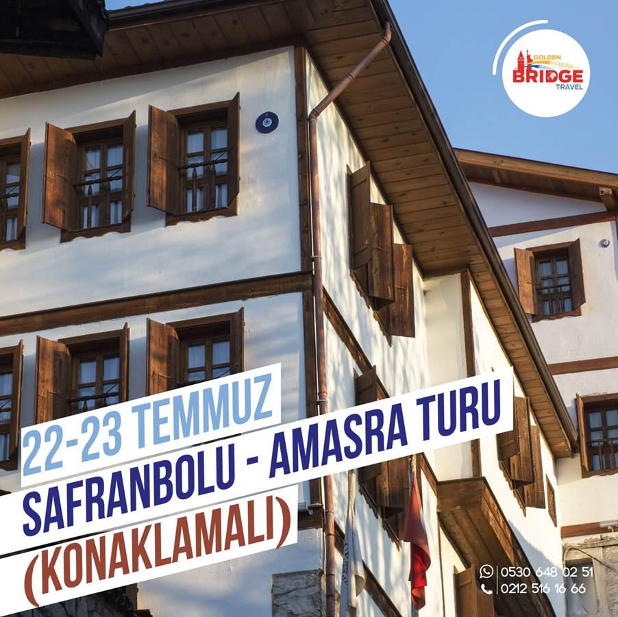 Safranbolu-Amasra Turu
