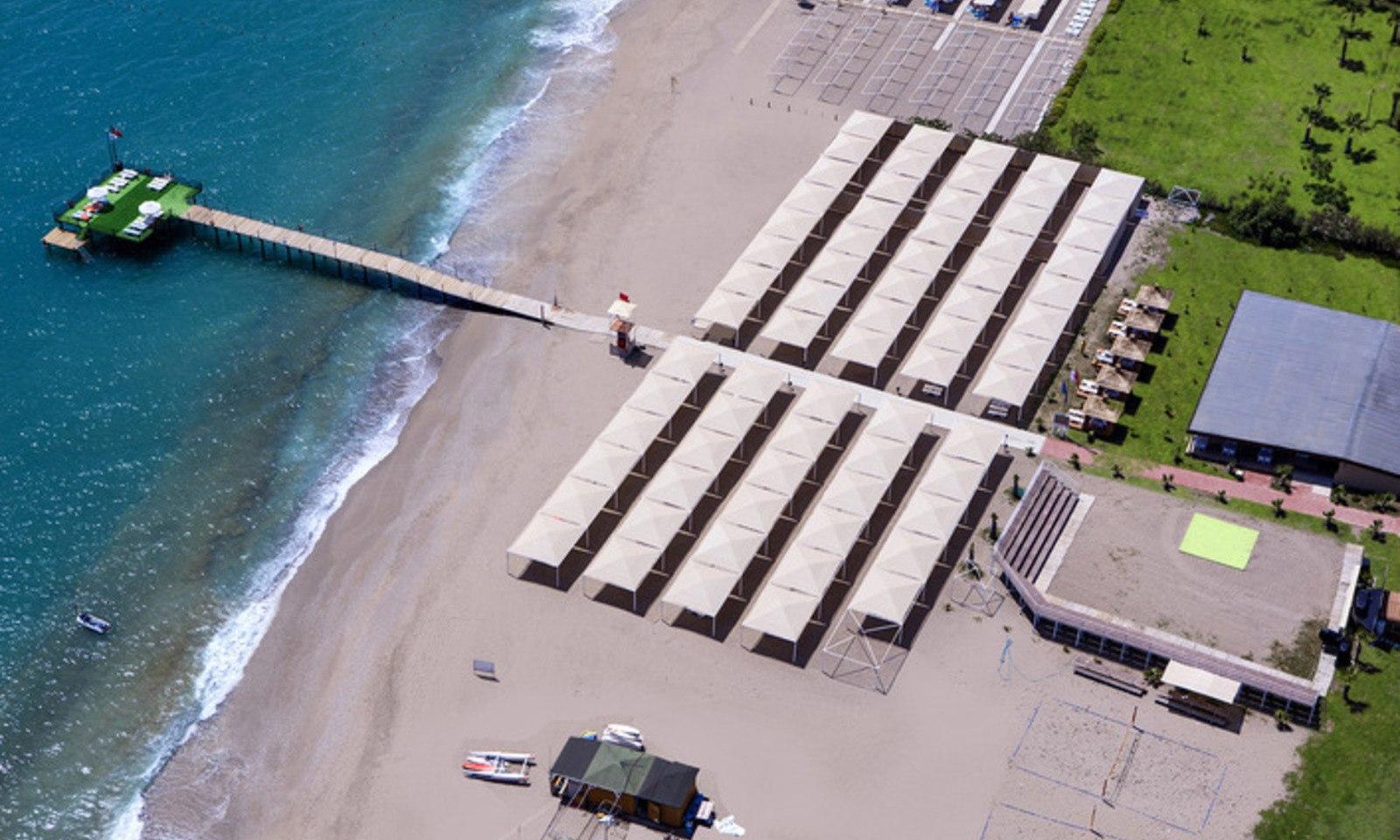 SELGE BEACH RESORT260133