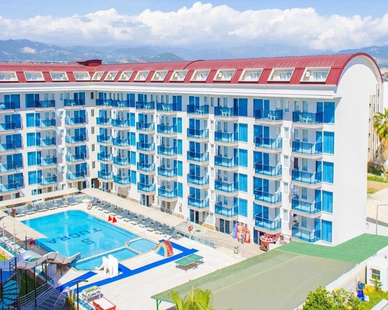 TUĞRA SUİT HOTEL250156