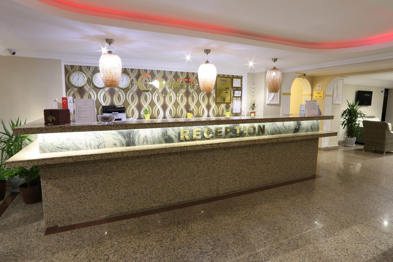COMET DELUXE HOTEL 263299