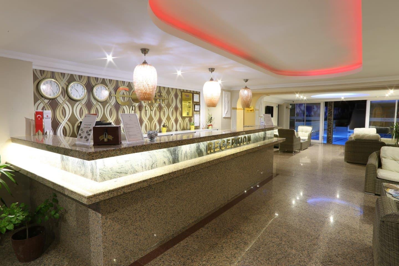 COMET DELUXE HOTEL 263298