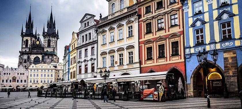 Prag Evleri Tour