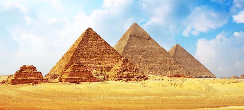Giza Piramitleri Tour