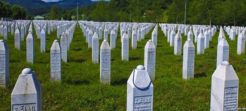 Srebrenitsa Mezarlık Tour
