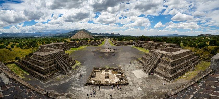 Teotihuacan Turu