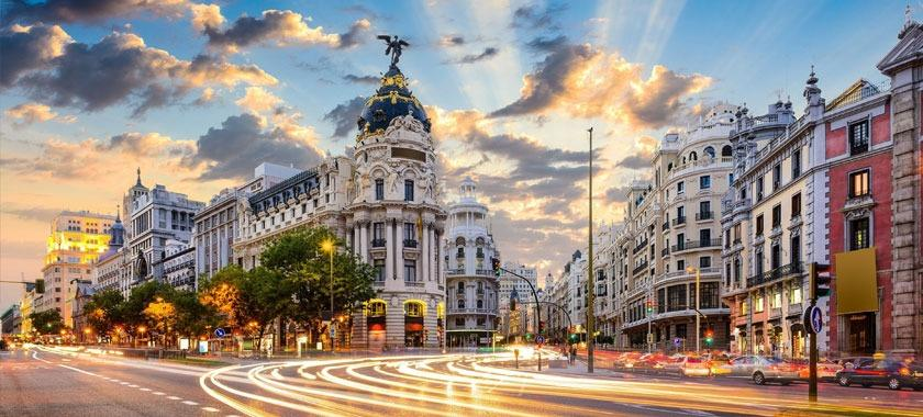 Madrid Tour