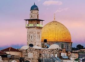 Kudüs Turu 6 - Mirac Kandili