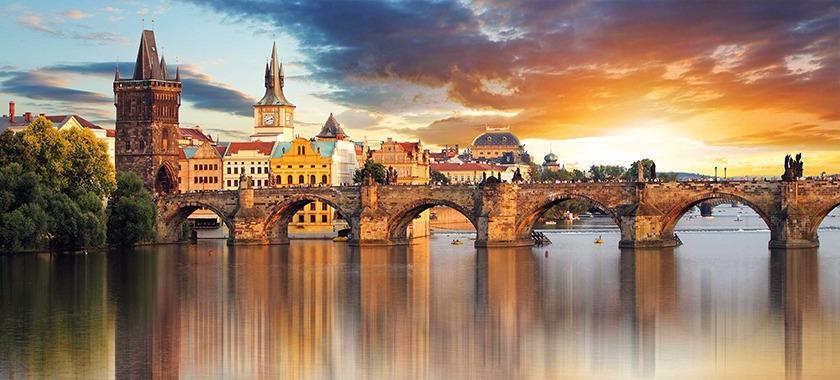 Prag Köprü Tour