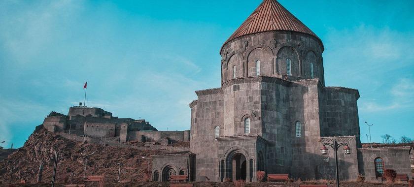Eski Havariler Kilisesi Tour