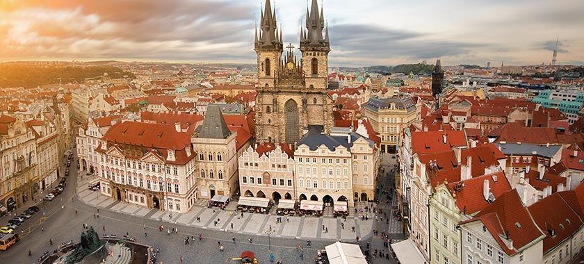 Prag Tour