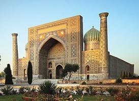 Özbekistan Turu 2 | Semerkand, Buhara, Taşkent