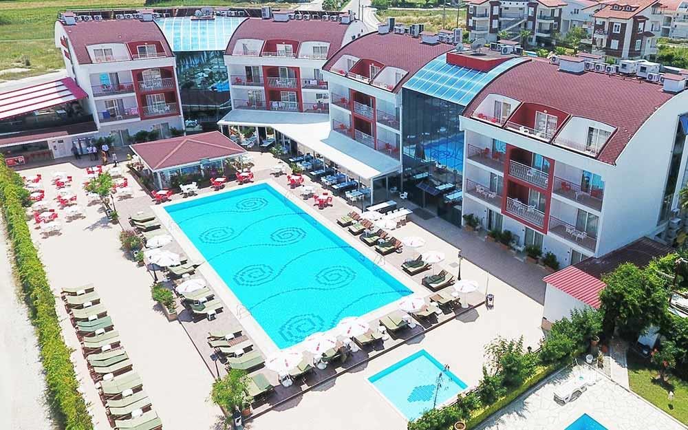 SİDE ROSE HOTEL197188