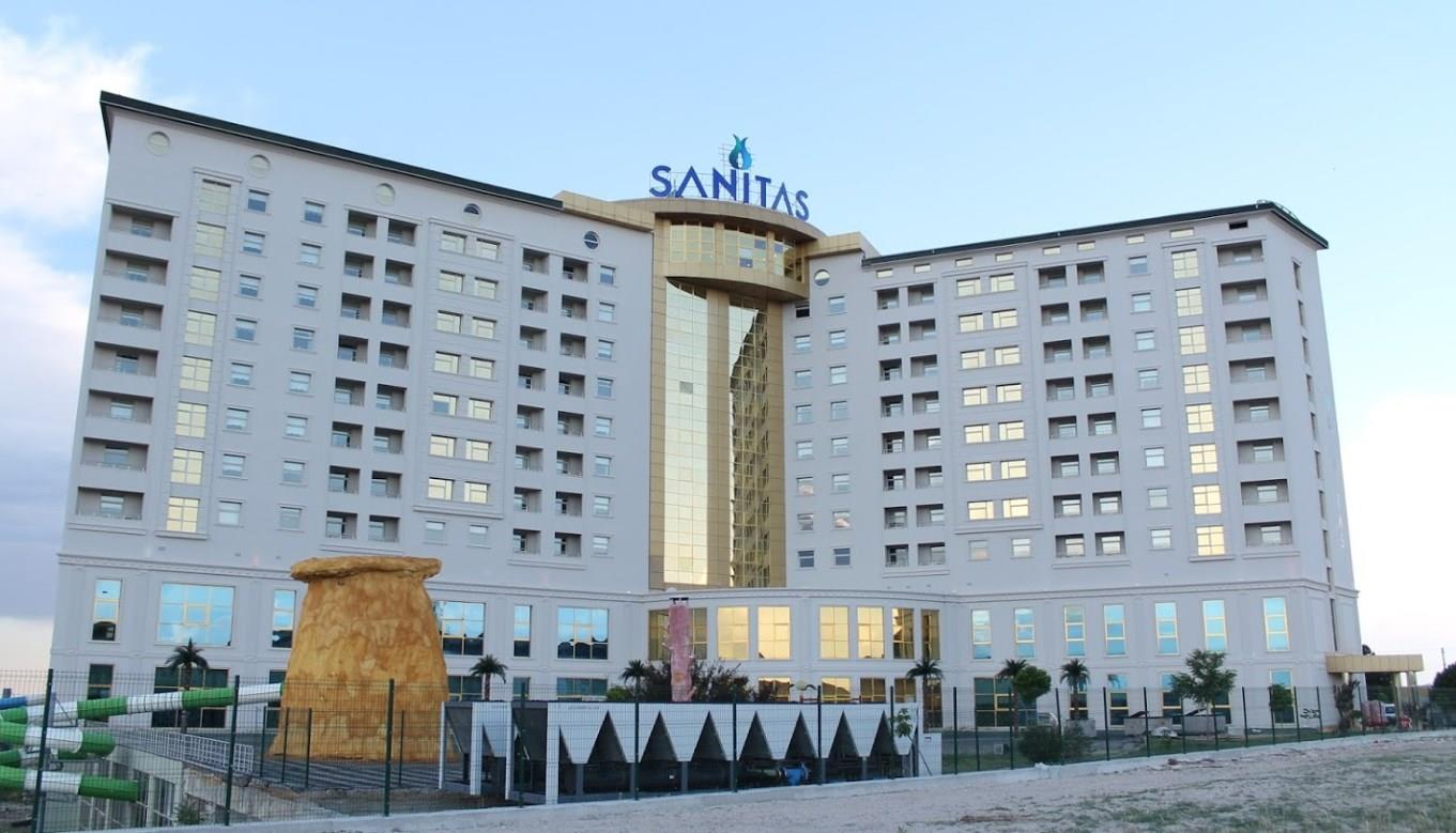 SANITAS TERMAL HOTEL