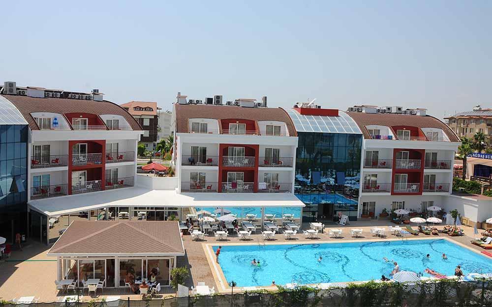 SİDE ROSE HOTEL197183
