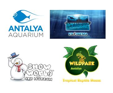 Antalya Aquarium - Full Paket
