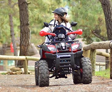 ParkFuntastic ATV - Quad Safari