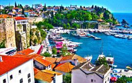 İstanbul - Antalya