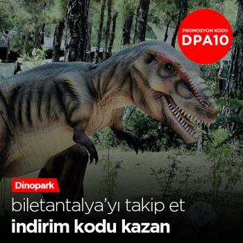 dinopark indirim fırsatı