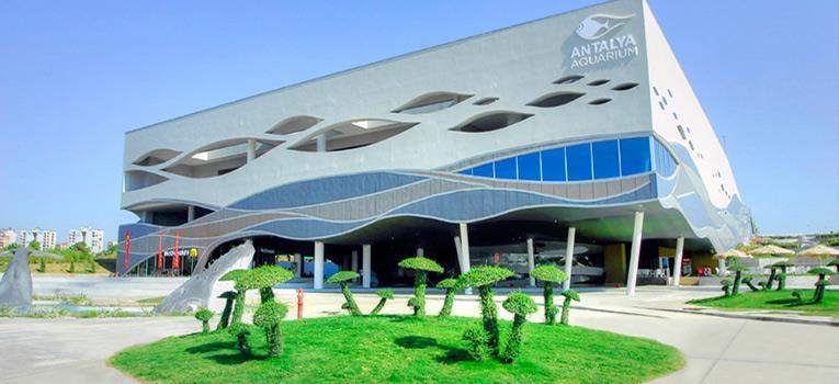 Antalya Aquarium - Akvaryum