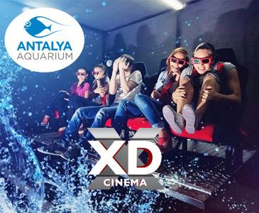 Antalya Aquarium & XD Cinema