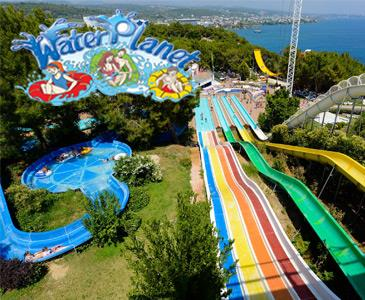 Water Planet Aquapark Alanya