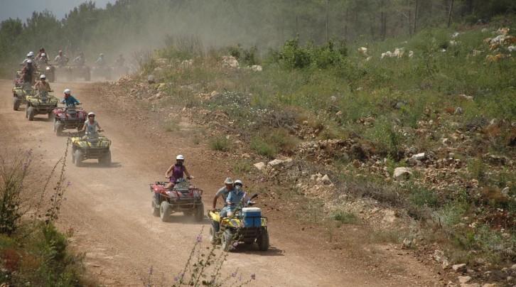 Gebiz Quad Safari Tour