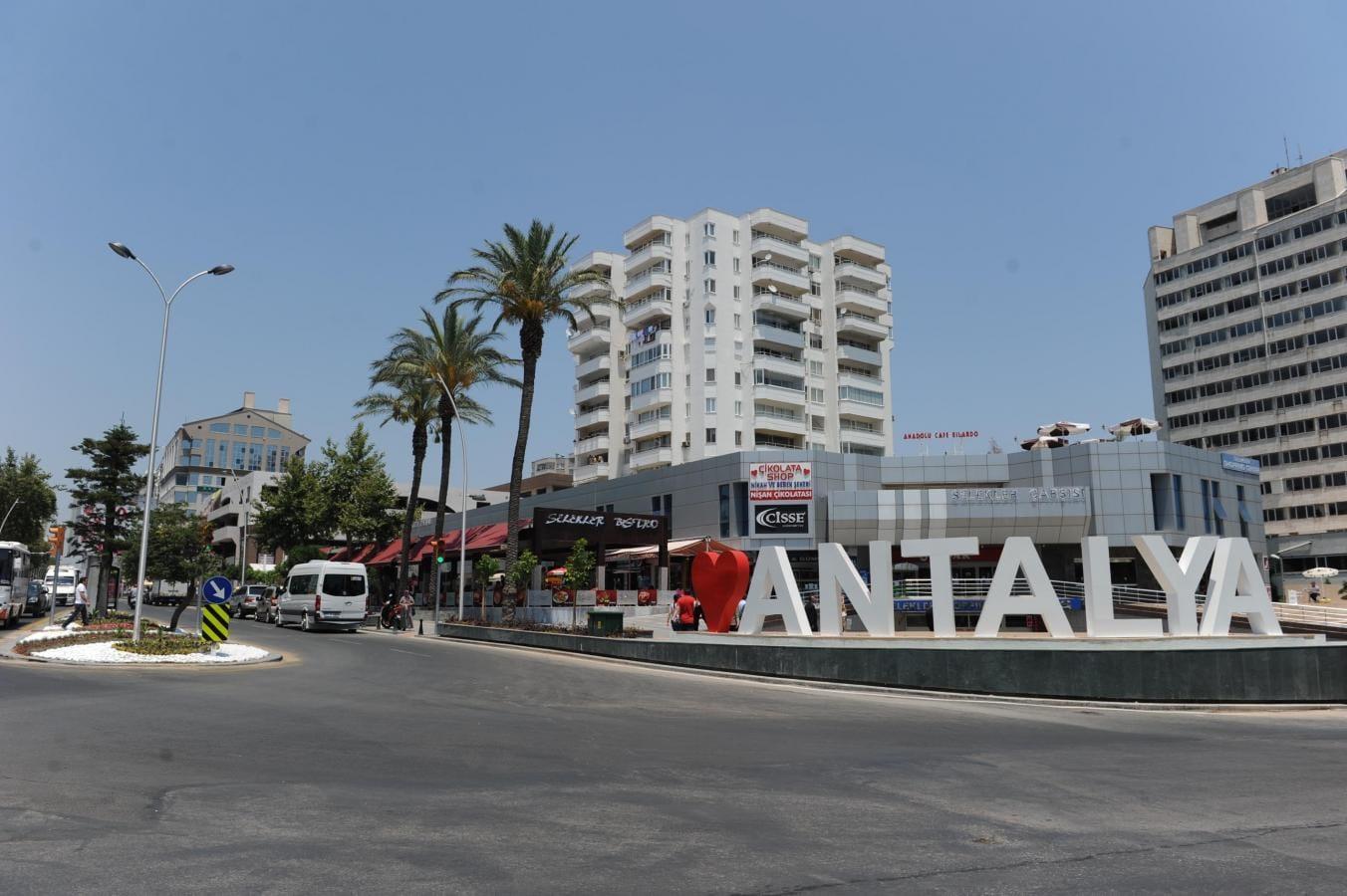 Antalya Şehir Turu Tour