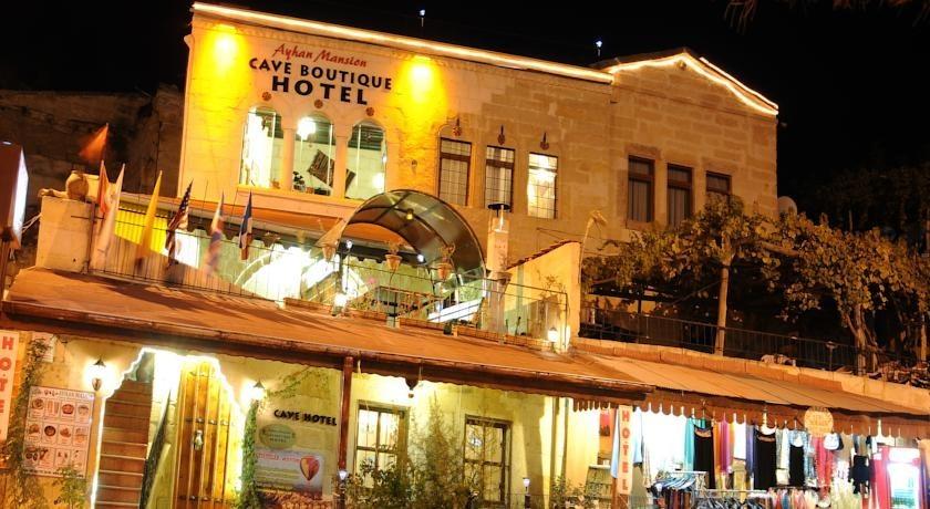 Ayhan Mansion Cave Arch Hotel