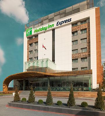 Holiday Inn Express İstanbul197203
