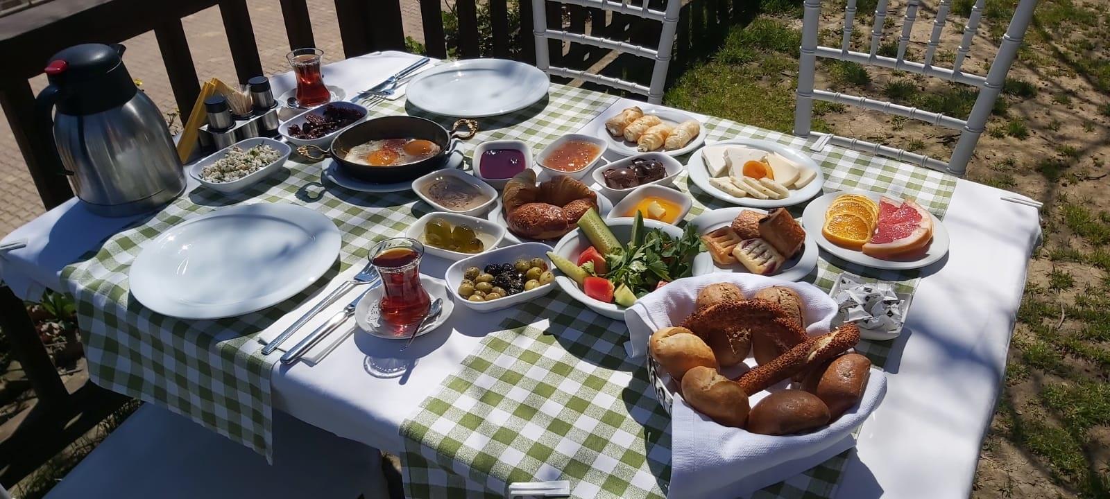 Park Polonezköy Kahvaltı 4