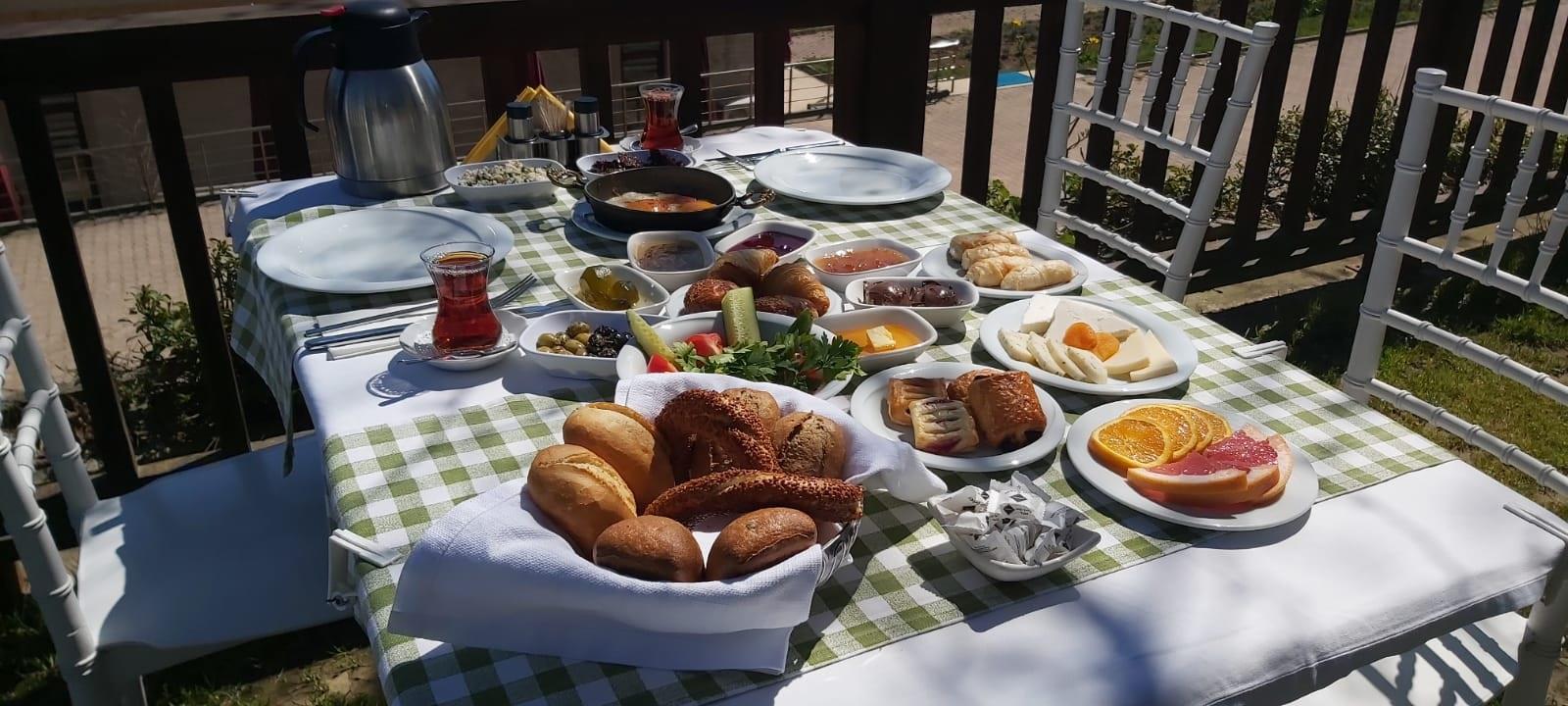 Park Polonezköy Kahvaltı 13