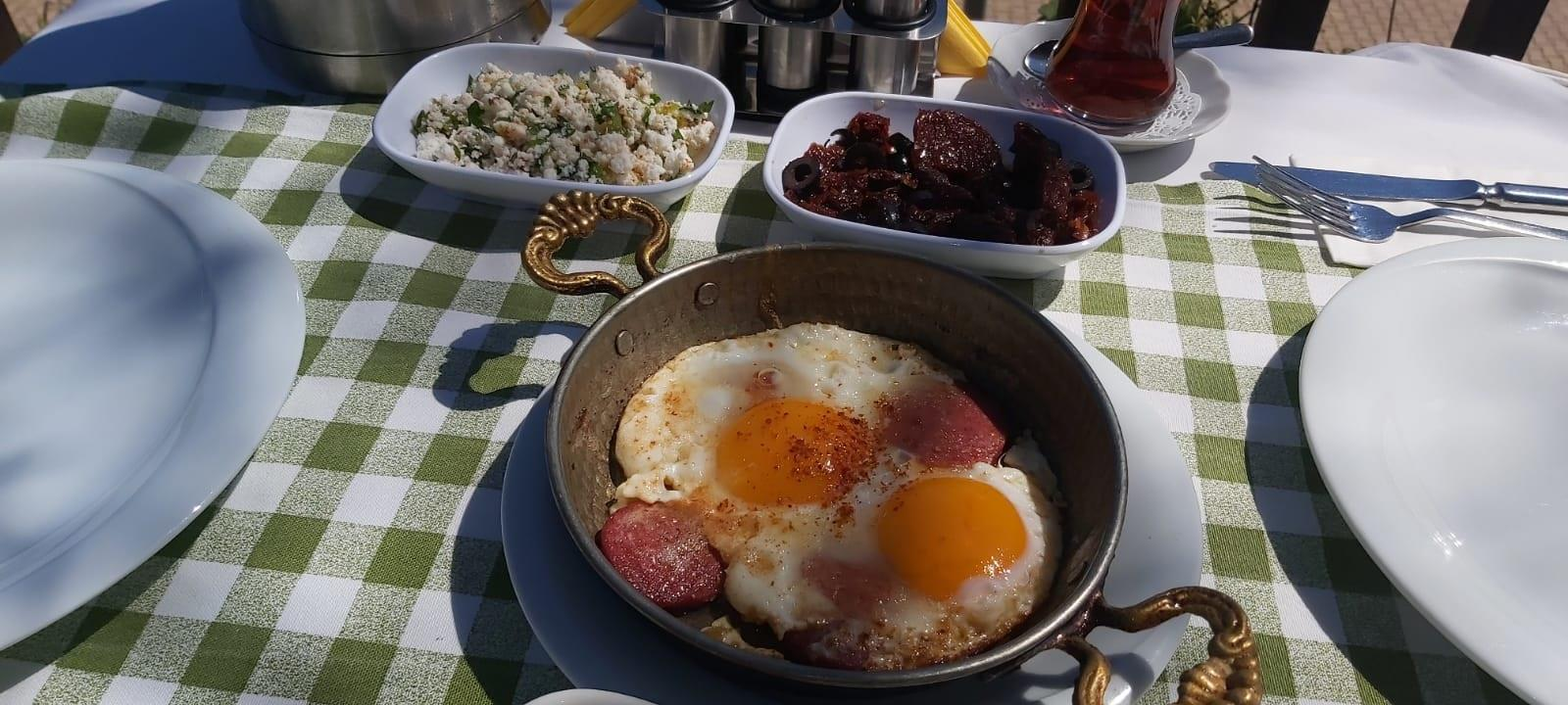 Park Polonezköy Kahvaltı 3