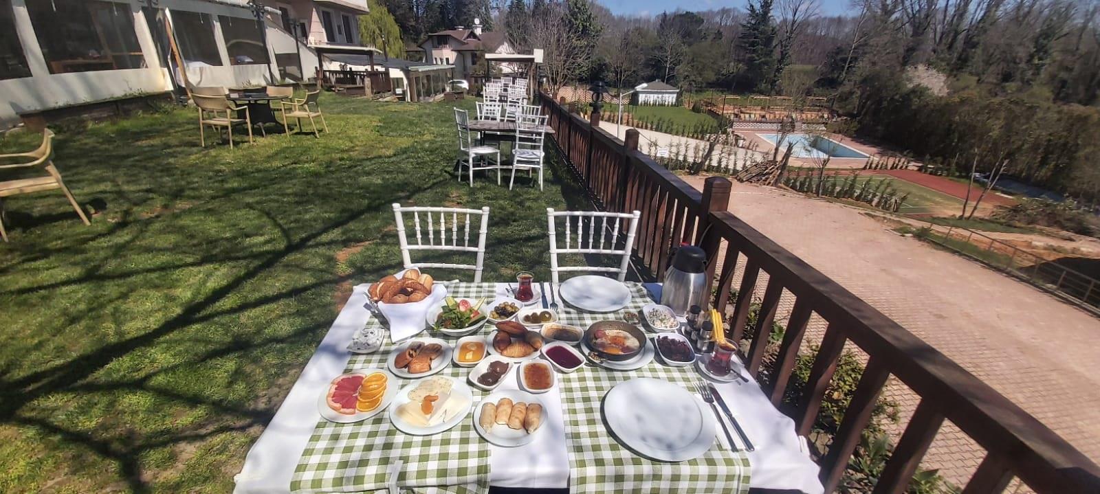 Park Polonezköy Kahvaltı 10