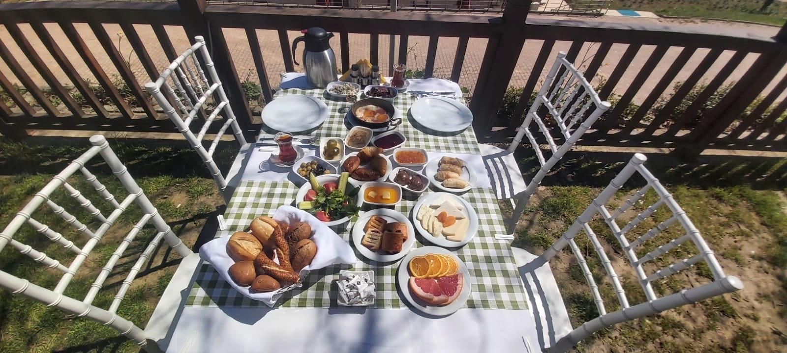 Park Polonezköy Kahvaltı 12