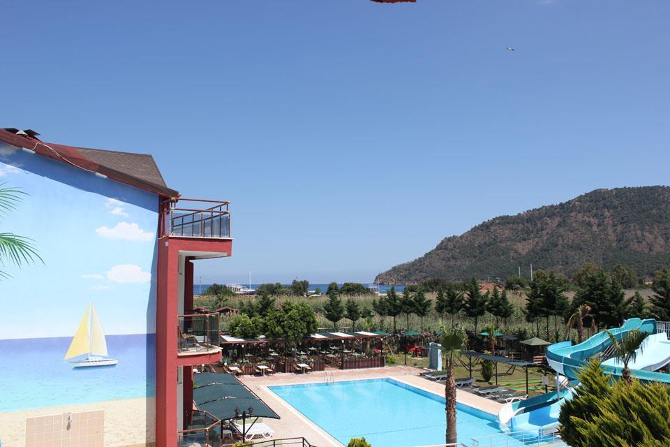 Adrasan Klados Hotel Havuz