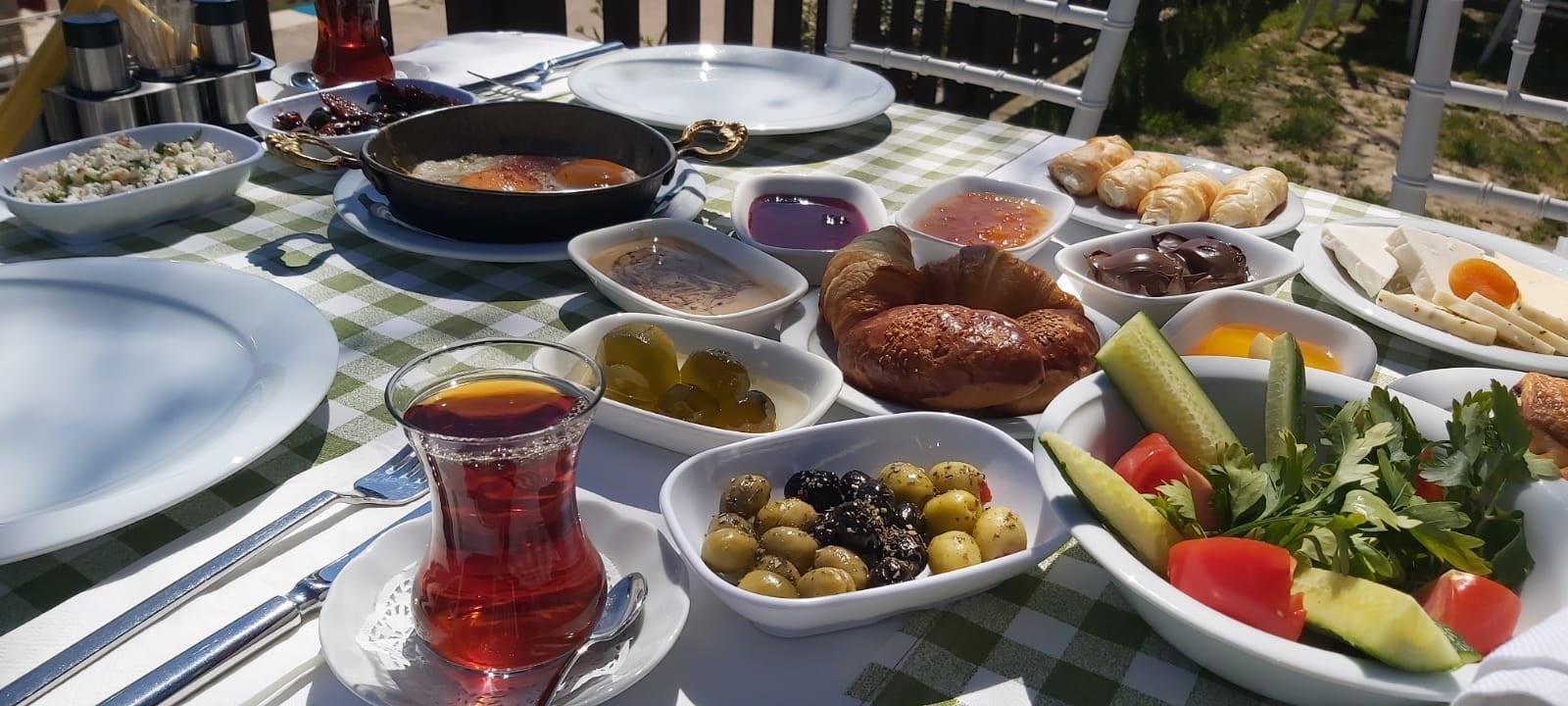 Park Polonezköy Kahvaltı 2