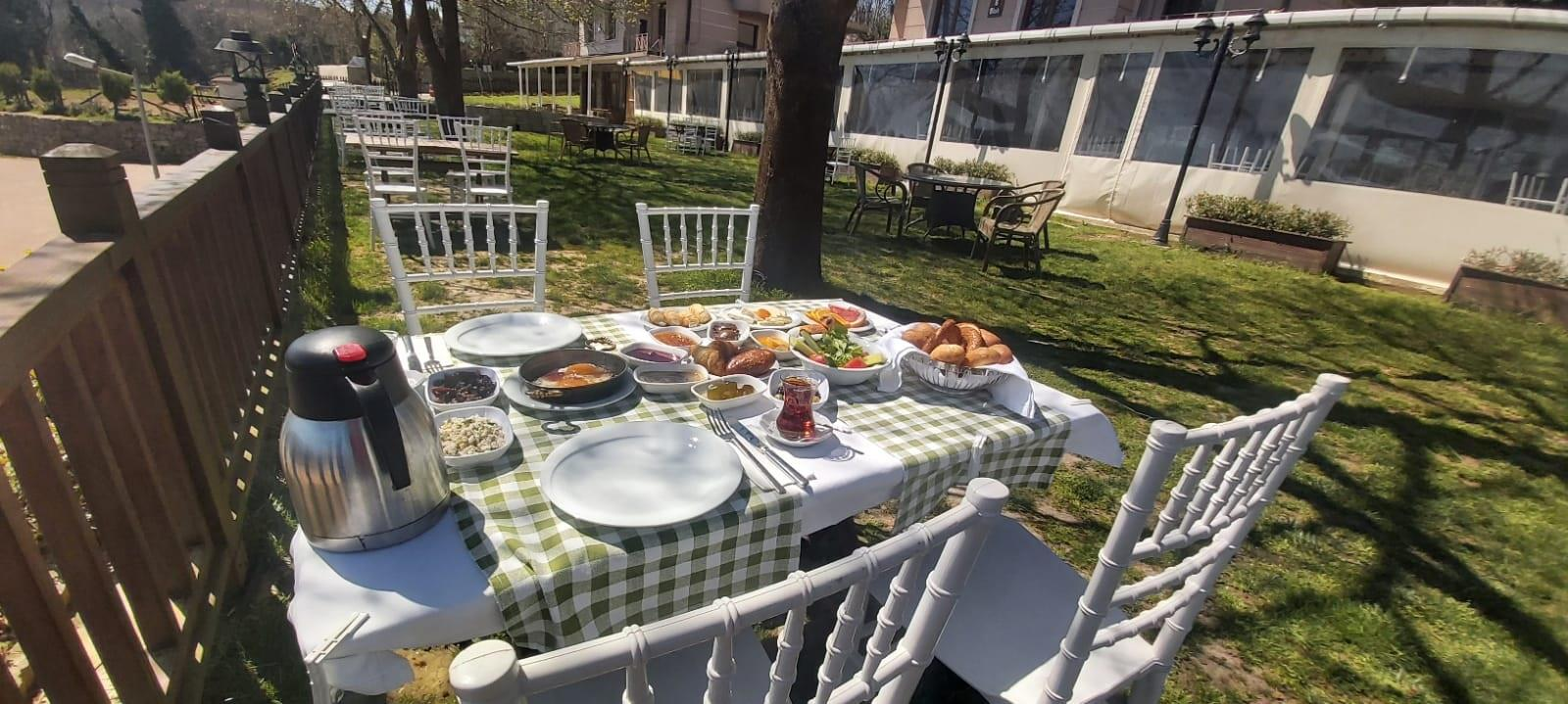 Park Polonezköy Kahvaltı 9