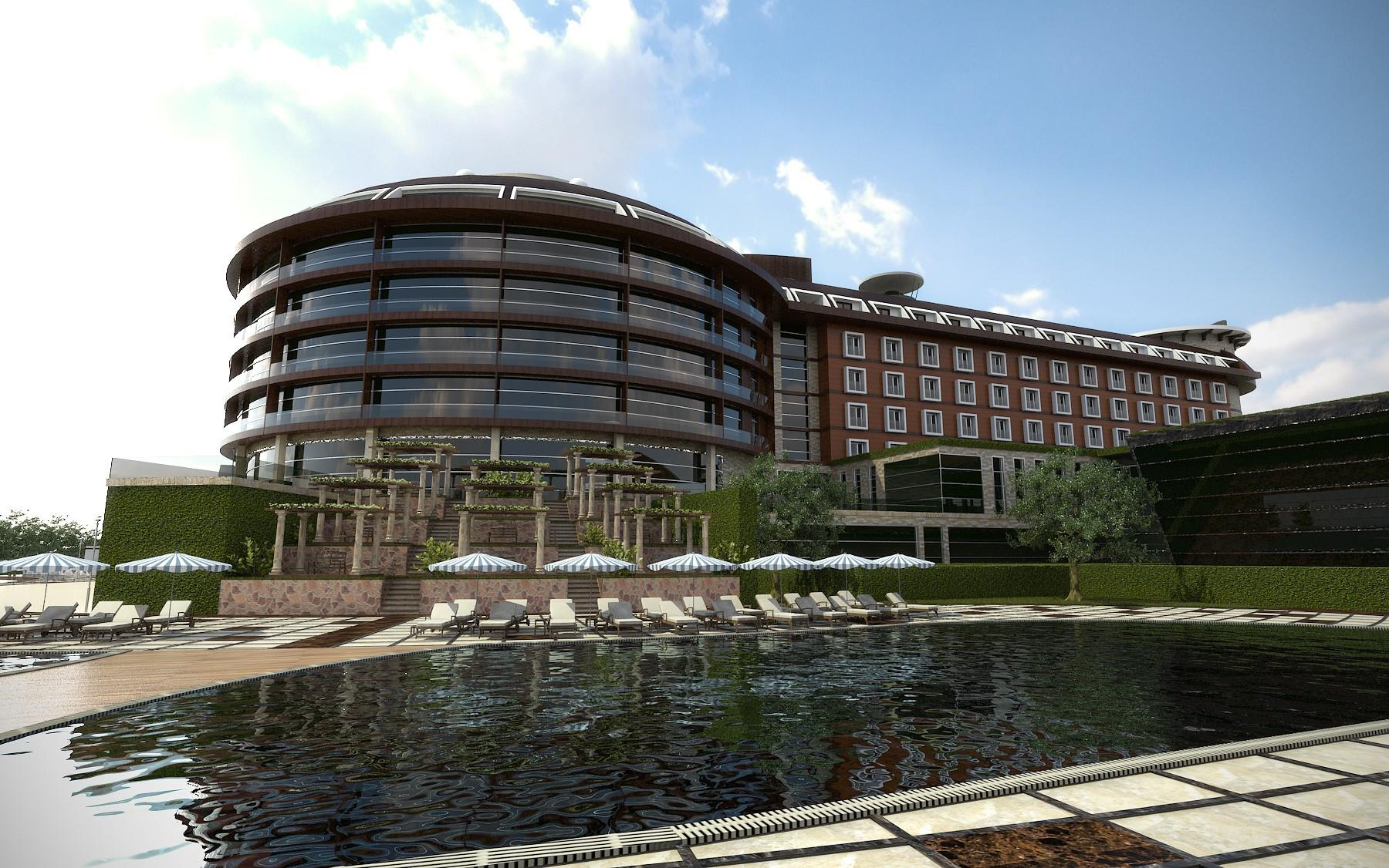 Akrones Thermal & Spa Convention Sport Hotel