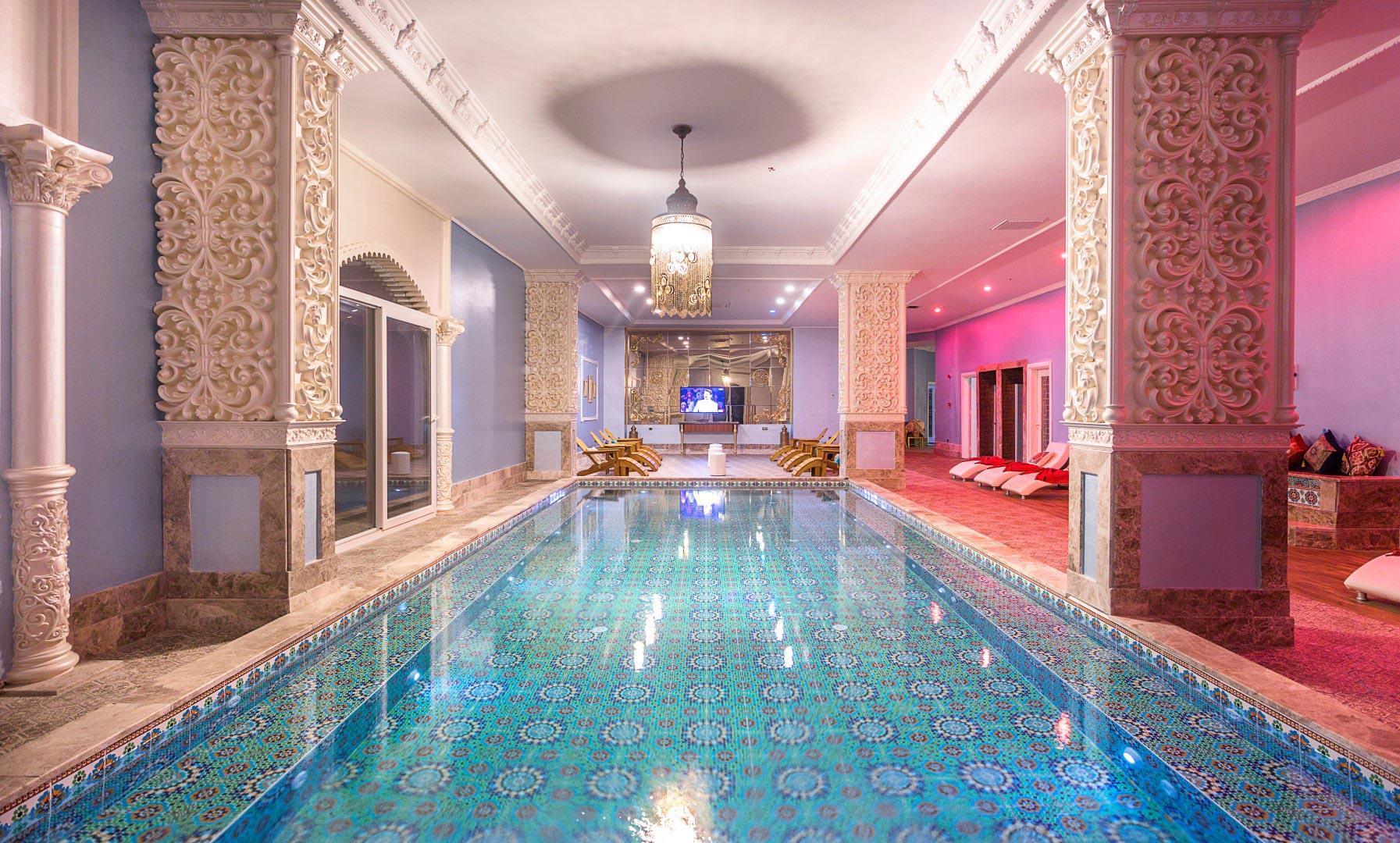 The Qasr Bodrum Halal Resort208459