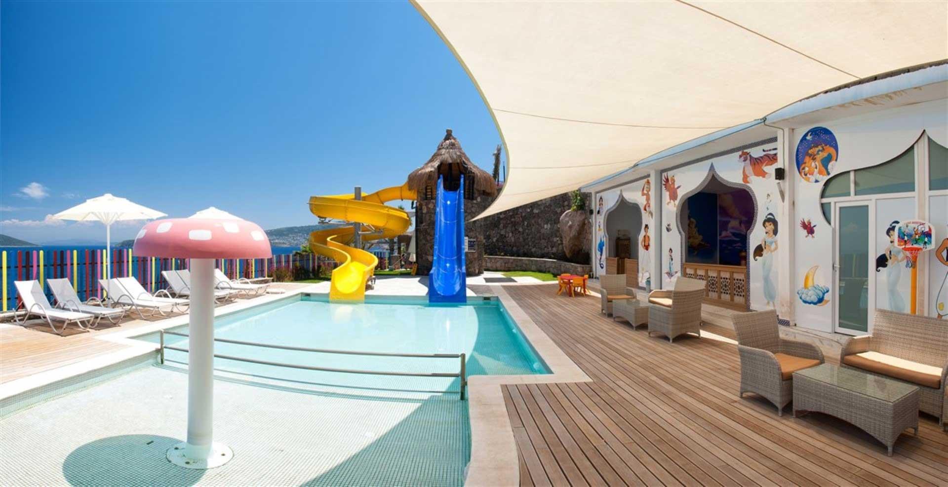 The Qasr Bodrum Halal Resort208415