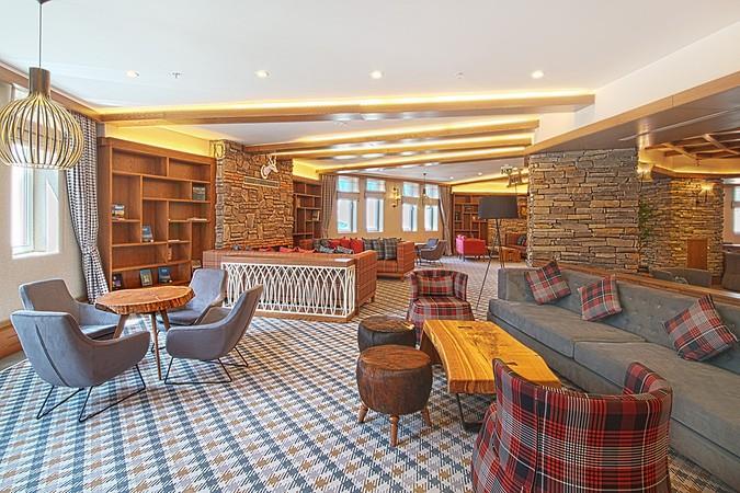 Bof HotelsUludağ Ski & Conv Resort202885